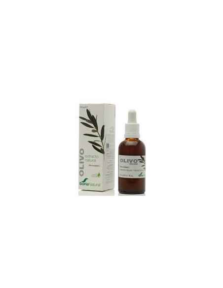 EXTRACTO DE OLIVO 50 ml. SORIA NATURAL