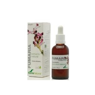FUMARIA EXTRACTO 50 ml. SORIA NATURAL