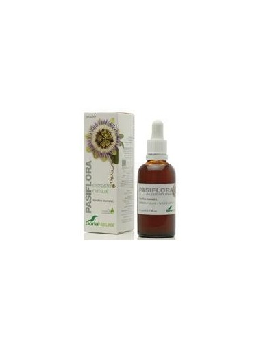 EXTRACTO DE PASIFLORA 50 ml. SORIA NATURAL