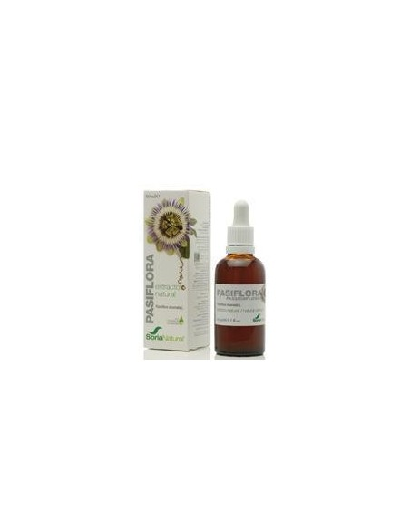 EXTRACTO DE PASIFLORA SORIA NATURAL 50 ml.