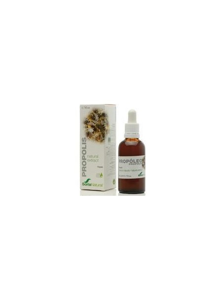 EXTRACTO DE PROPOLEO 50 ml. SORIA NATURAL