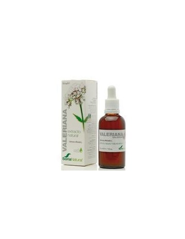 EXTRACTO DE VALERIANA 50 ml. SORIA NATURAL