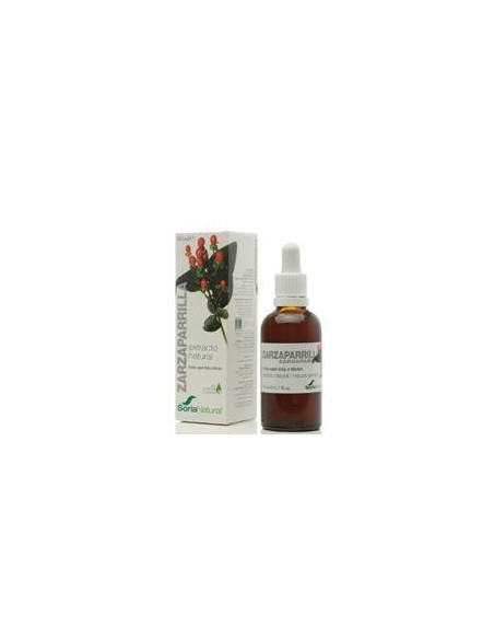 EXTRACTO DE ZARZAPARRILLA 50 ml. SORIA NATURAL
