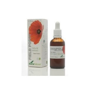 EXTRACTO DE AMAPOLA 50 ml. SORIA NATURAL