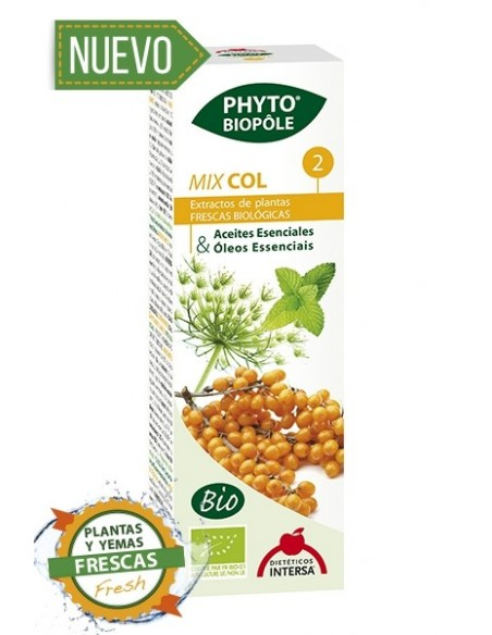 PHYTO-BIOPOLE MIX COL 2 50 ml. INTERSA