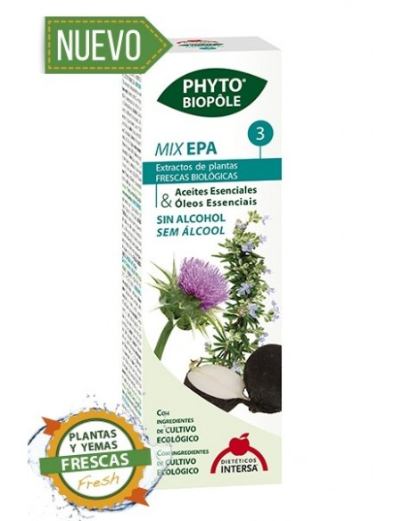 PHYTO-BIOPOLE MIX EPA 3  50 ml. INTERSA