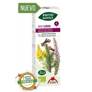 PHYTO-BIOPOLE URIN 4 INTERSA 50 ml.