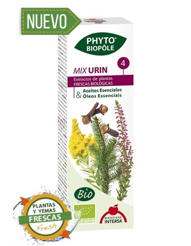 PHYTO-BIOPOLE URIN 4 50 ml. INTERSA
