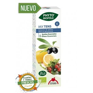 PHYTO-BIOPOLE MIX TENS 6 50 ml. INTERSA