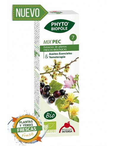 PHYTO-BIOPOLE MIX PEC 7 50 ml. INTERSA