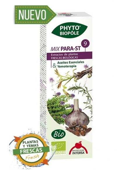 PHYTO-BIOPOLE MIX PARA-ST 9   50 ml. INTERSA