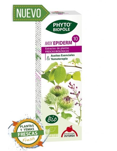 PHYTO-BIOPOLE MIX EPIDERM 10 50 ml.  INTERSA