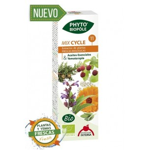 PHYTO-BIOPOLE MIX CYCLE 11 50 ml. INTERSA