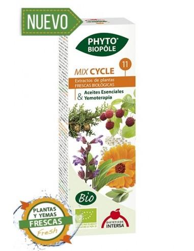 PHYTO-BIOPOLE MIX CYCLE 11 50 ml. INTERSA