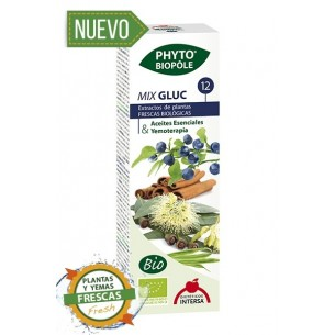 PHYTO-BIOPOLE MIX GLUC 12 50 ml. INTERSA