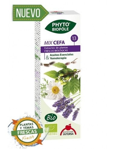 PHYTO~ BIOPOLE MIX ~ CEFA 13 50 ml. INTERSA