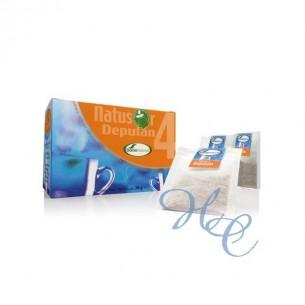 NATUSOR 4-DEPULAN 20 filtros SORIA NATURAL