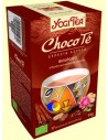 YOGUI TEA CHOCOLATE BIOLOGICO