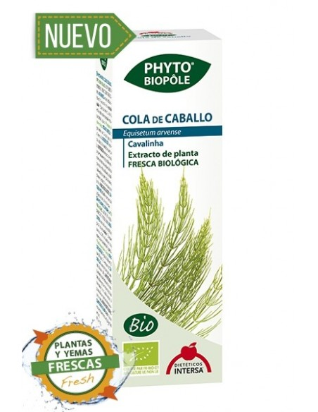 PHYTO-BIOPOLE COLA DE CABALLO 50 ml. INTERSA