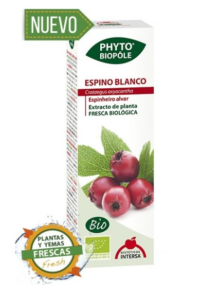 PHYTO-BIOPOLE ESPINO BLANCO 50 ml. INTERSA