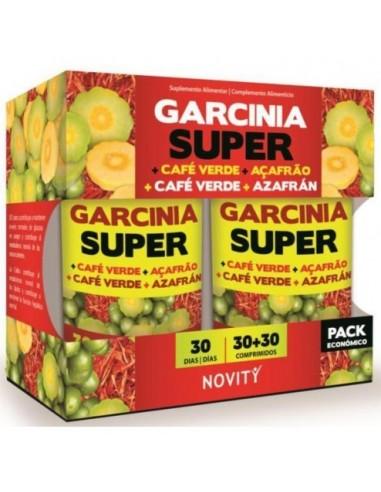 GARCINIA SUPER 30+30 comprimidos NOVITY