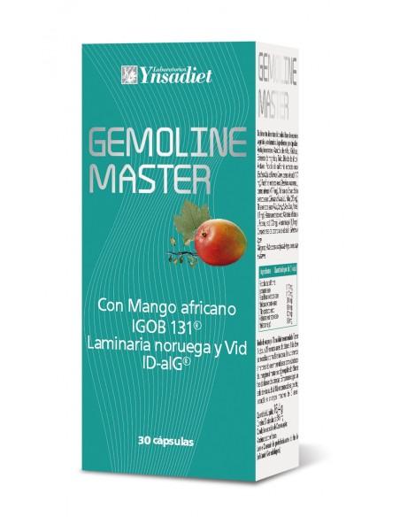 GEMOLINE MASTER YNSADIET 30 cápsulas