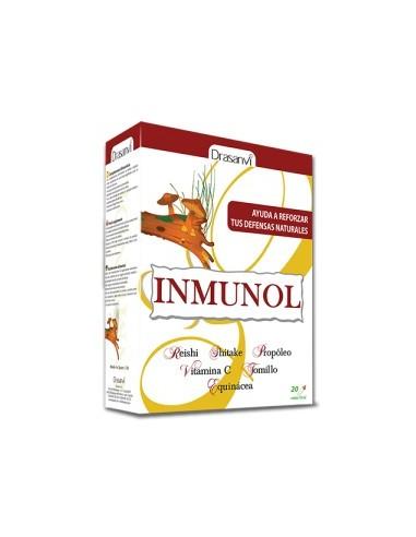 INMUNOL DRASANVI 20 viales