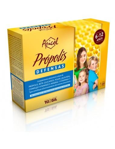 APICOL PRÓPOLIS DEFENSAS 20 viales TONGIL