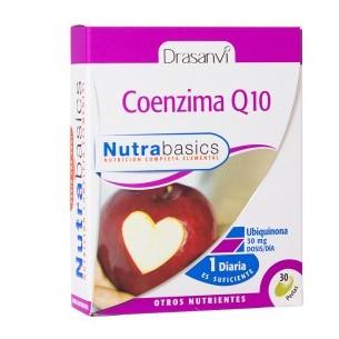 COENZIMA Q10 DRASANVI 30 perlas