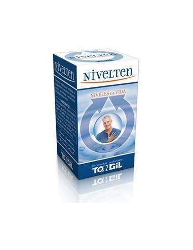 NIVELTEN ~ TONGIL 40 cápsulas Regula la Hipertensión e Hipotensión