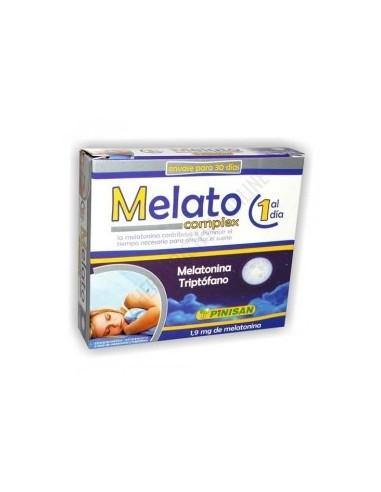 MELATO COMPLEX 30 cápsulas PINISAN