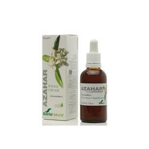 EXTRACTO DE AZAHAR SORIA NATURAL 50 ml.