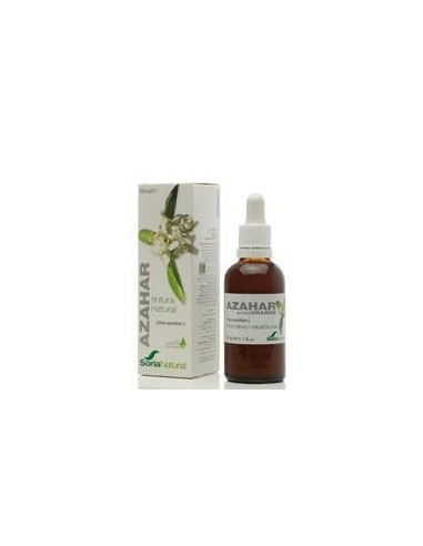 EXTRACTO DE AZAHAR 50 ml. SORIA NATURAL
