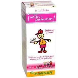 ADIOS PAÑUELOS PINISAN 250 ml.