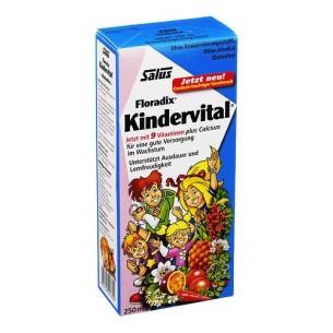 FLORADIX KINDERVITAL SALUS 250 ml.
