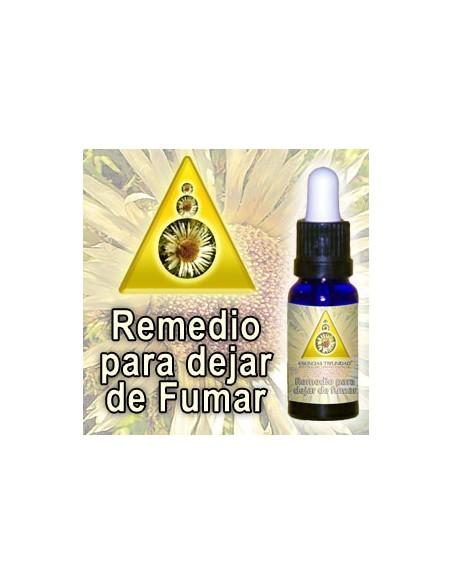 REMEDIO PARA DEJAR DE FUMAR 30 cc ESENCIAS TRIUNIDAD