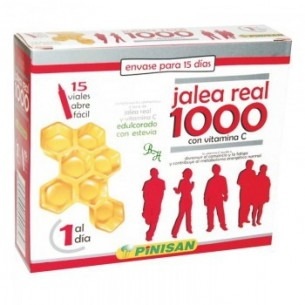 JALEA REAL 1000 PINISAN 15 VIALES