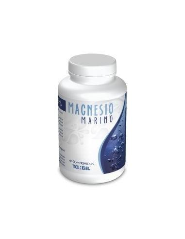 MAGNESIO MARINO TONGIL 40 comprimidos
