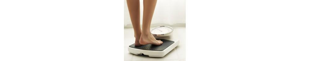 Para perder peso es importante llevar una dieta equilibrada y ayudar con complementos alimenticios.